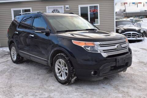 2013 Ford Explorer for sale at Alaska Best Choice Auto Sales in Anchorage AK