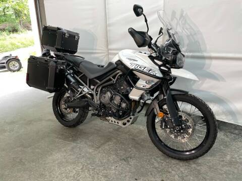 2018 Triumph Tiger 800 XCx for sale at Kent Road Motorsports in Cornwall Bridge CT