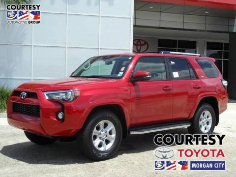 2019 Toyota 4Runner for sale at Courtesy Toyota & Ford in Morgan City LA