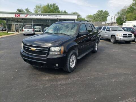 2011 Chevrolet Avalanche for sale at JC Auto Sales in Belleville IL