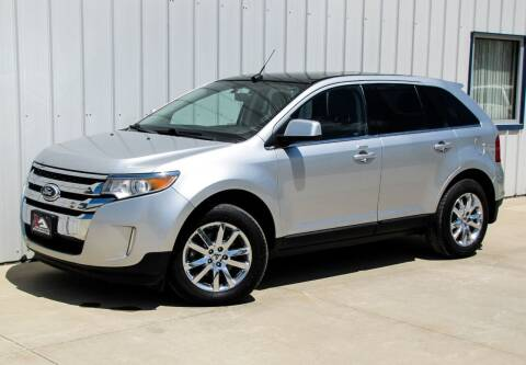 2011 Ford Edge for sale at Lyman Auto in Griswold IA