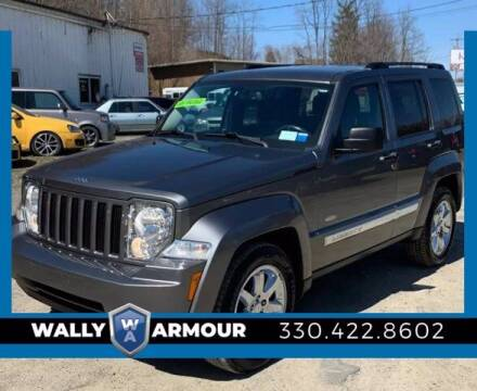 2012 Jeep Liberty for sale at Wally Armour Chrysler Dodge Jeep Ram in Alliance OH