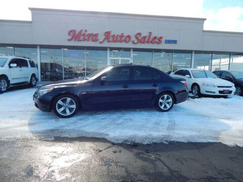 2006 BMW 5 Series for sale at Mira Auto Sales in Dayton OH