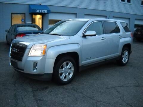 2011 GMC Terrain for sale at Best Wheels Imports in Johnston RI