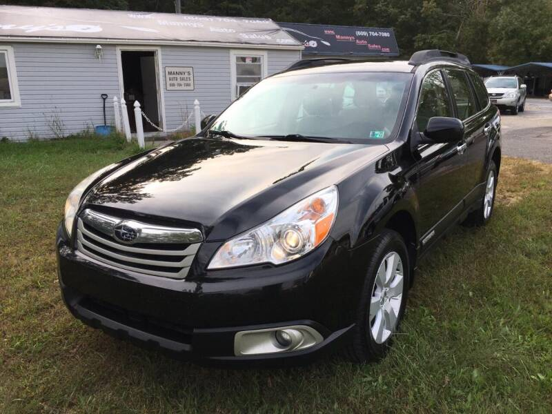 2012 Subaru Outback for sale at Manny's Auto Sales in Winslow NJ