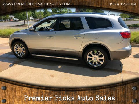 2011 Buick Enclave for sale at Premier Picks Auto Sales in Bettendorf IA