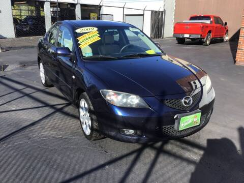 2009 Mazda MAZDA3 for sale at Adams Street Motor Company LLC in Dorchester MA