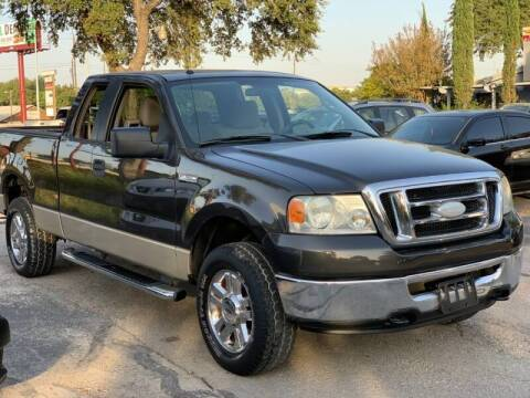 2007 Ford F-150 for sale at AWESOME CARS LLC in Austin TX