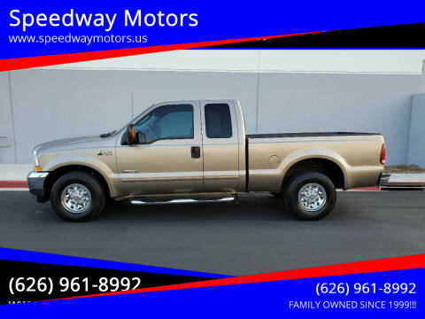 2003 Ford F-250 Super Duty for sale at Speedway Motors in Glendora CA
