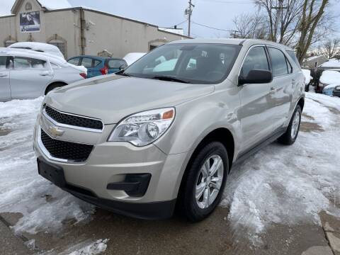 2014 Chevrolet Equinox for sale at AAA Auto Wholesale in Parma OH