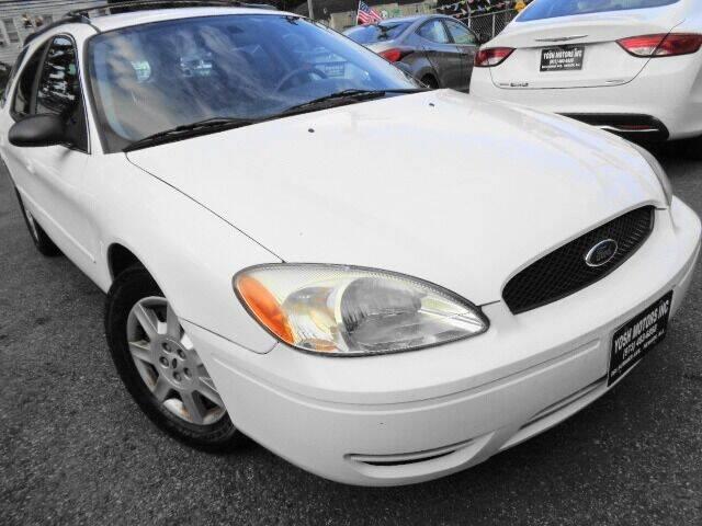 2005 Ford Taurus for sale at Yosh Motors in Newark NJ