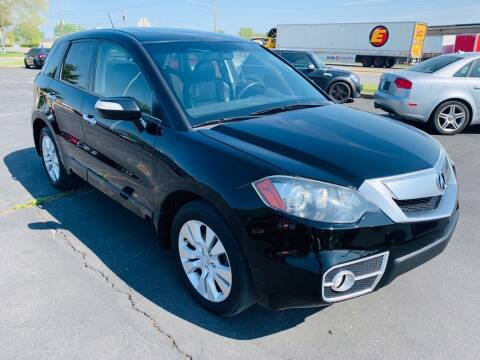 2011 Acura RDX for sale at Central Iowa Auto Sales in Des Moines IA