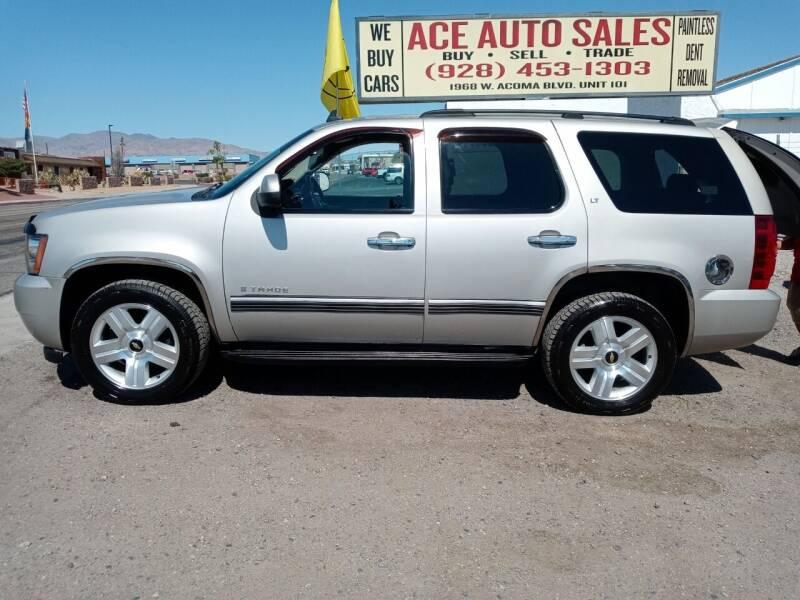 2007 Chevrolet Tahoe for sale at ACE AUTO SALES in Lake Havasu City AZ