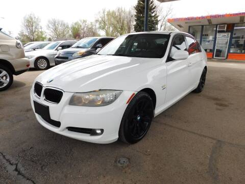2011 BMW 3 Series for sale at INFINITE AUTO LLC in Lakewood CO