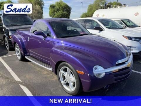 2004 Chevrolet SSR for sale at Sands Chevrolet in Surprise AZ