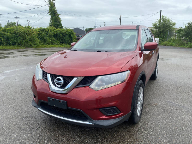 2016 Nissan Rogue for sale at Mr. Auto in Hamilton OH