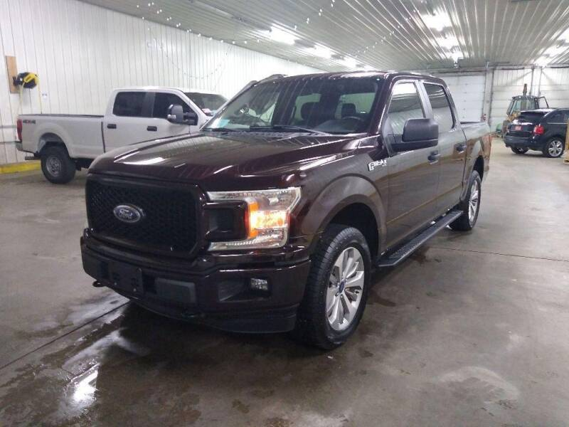 2018 Ford F-150 for sale in Chamberlain, SD