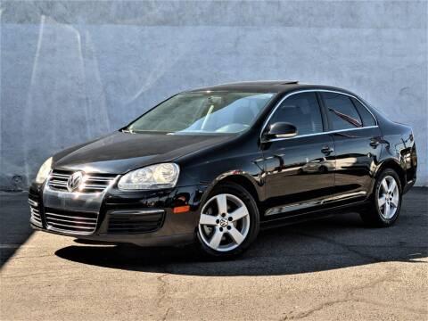 2009 Volkswagen Jetta for sale at Divine Motors in Las Vegas NV