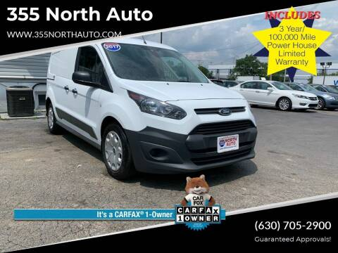 2017 Ford Transit Connect Cargo for sale at 355 North Auto in Lombard IL