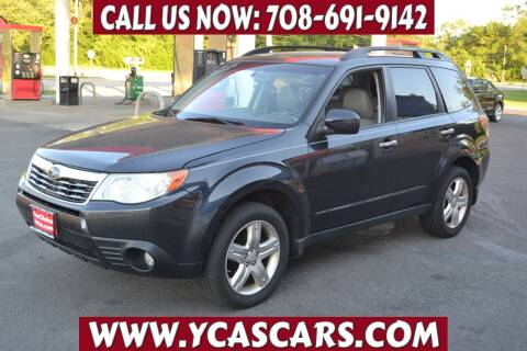 2009 Subaru Forester for sale at Your Choice Autos - Crestwood in Crestwood IL