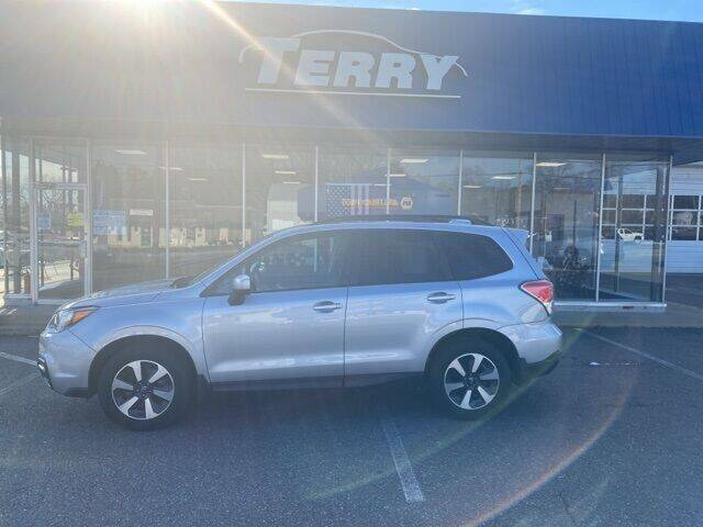 2017 Subaru Forester for sale at Terry of South Boston in South Boston VA