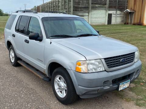 2004 Ford Explorer for sale at Affordable Auto Sales in Cambridge MN