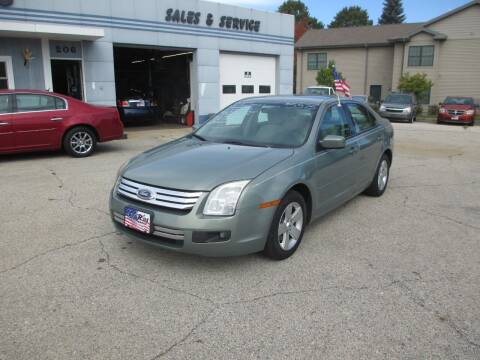 2009 Ford Fusion for sale at Cars R Us Sales & Service llc in Fond Du Lac WI