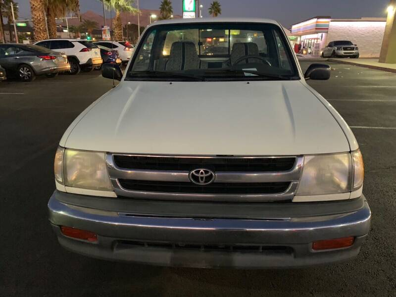 1998 Toyota Tacoma for sale at CASH OR PAYMENTS AUTO SALES in Las Vegas NV