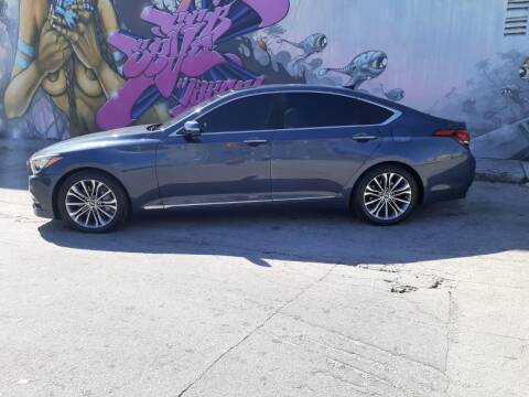 2017 Genesis G80 for sale at Rosa's Auto Sales in Miami FL