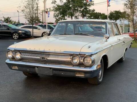 1962 Mercury Monterey for sale at Classic Car Deals in Cadillac MI