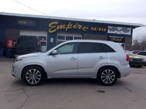 2014 Kia Sorento for sale at Empire Auto Sales in Sioux Falls SD