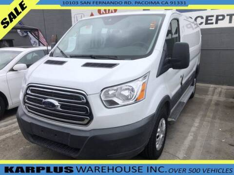 2018 Ford Transit Cargo for sale at Karplus Warehouse in Pacoima CA