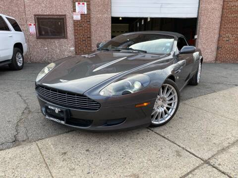 2006 Aston Martin DB9 for sale at JMAC IMPORT AND EXPORT STORAGE WAREHOUSE in Bloomfield NJ
