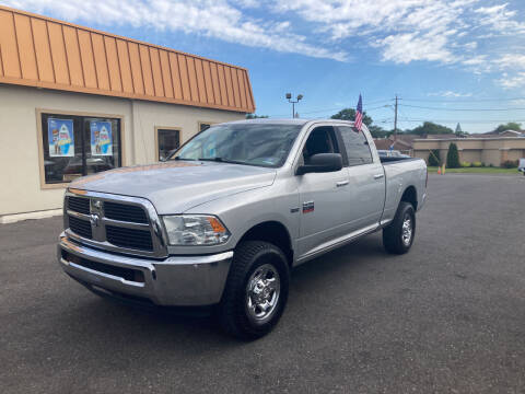 2012 RAM Ram Pickup 2500 for sale at Majestic Automotive Group in Cinnaminson NJ