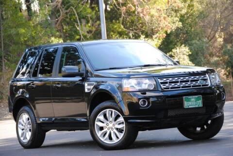 2015 Land Rover LR2 for sale at VSTAR in Walnut Creek CA