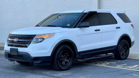 2013 Ford Explorer for sale at Carland Auto Sales INC. in Portsmouth VA