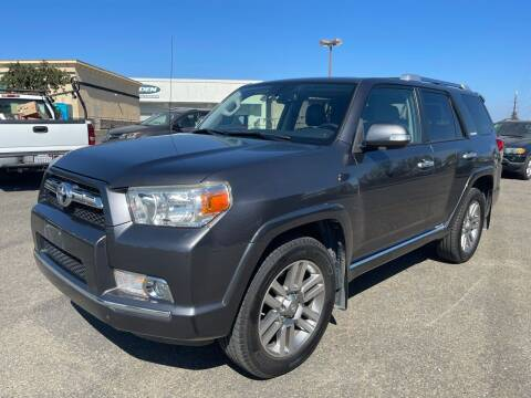 2013 Toyota 4Runner for sale at Deruelle's Auto Sales in Shingle Springs CA