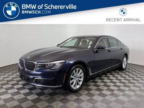 2019 BMW 7 Series for sale at BMW of Schererville in Shererville IN