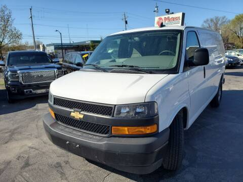 2019 Chevrolet Express Cargo for sale at Mass Auto Exchange in Framingham MA