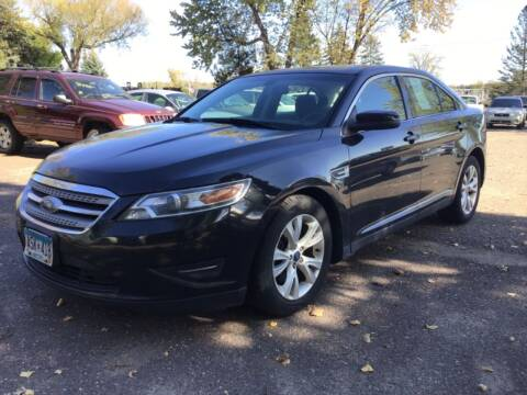 2010 Ford Taurus for sale at Sparkle Auto Sales in Maplewood MN