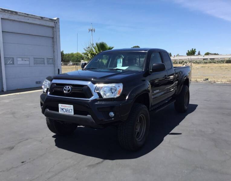 2013 Toyota Tacoma for sale at My Three Sons Auto Sales in Sacramento CA