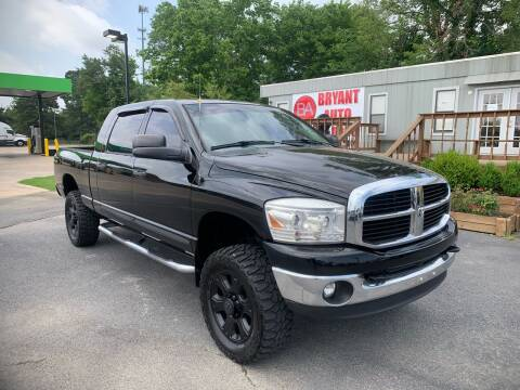 Dodge Ram Pickup 1500 for sale at BRYANT AUTO SALES in Bryant AR