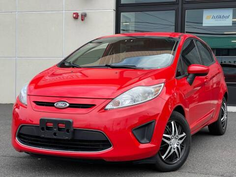 2012 Ford Fiesta for sale at MAGIC AUTO SALES in Little Ferry NJ