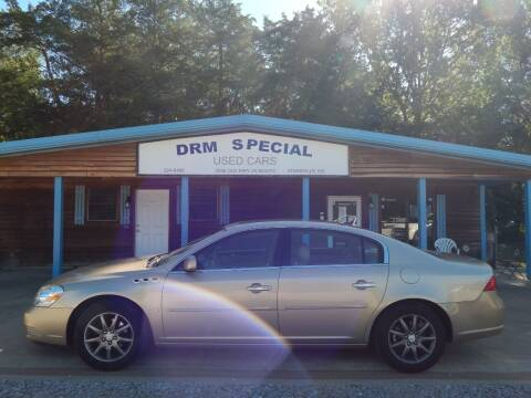 2006 Buick Lucerne for sale at DRM Special Used Cars in Starkville MS