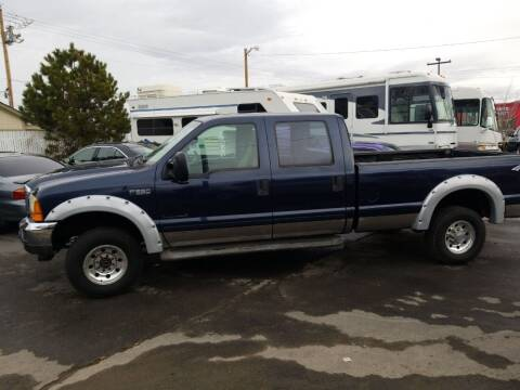 2001 Ford F-350 Super Duty for sale at Freds Auto Sales LLC in Carson City NV