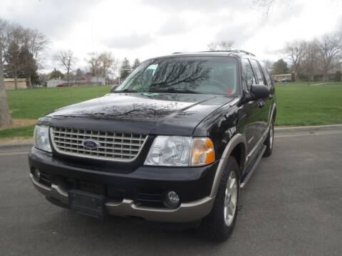 2004 Ford Explorer for sale at Pioneer Motors in Twin Falls ID