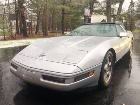 1996 Chevrolet Corvette for sale at RT28 Motors in North Reading MA