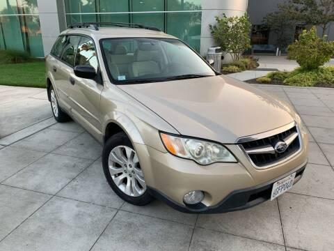 2008 Subaru Outback for sale at Top Motors in San Jose CA