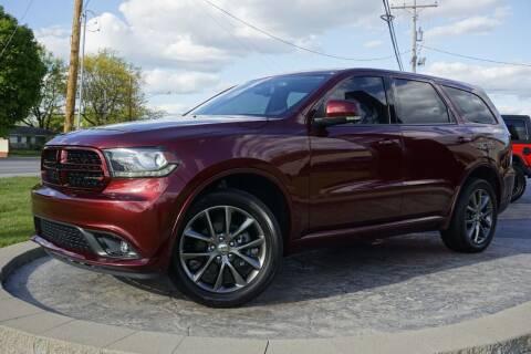 2018 Dodge Durango for sale at Platinum Motors LLC in Heath OH