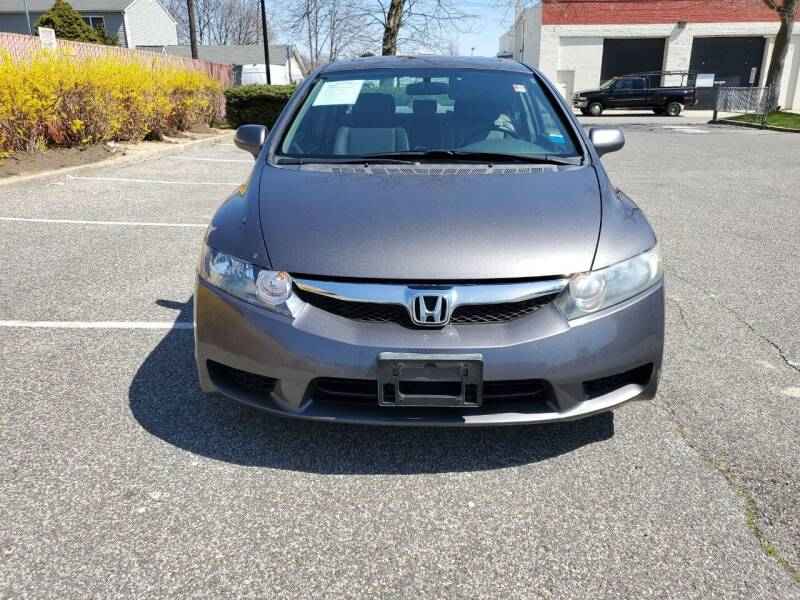 2011 Honda Civic for sale at RMB Auto Sales Corp in Copiague NY